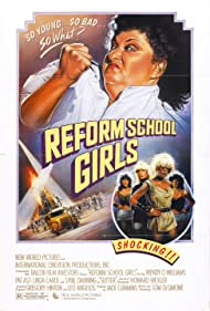 Pat Ast and Wendy O. Williams in Reform School Girls (1986)