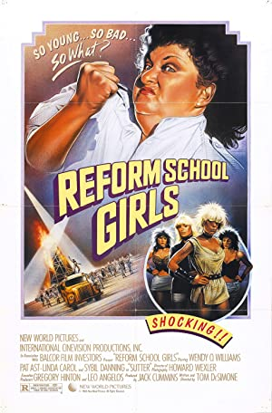Permalink to Movie Reform School Girls (1986)