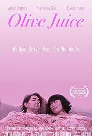 Ryan Harper Gray and Atsuko Okatsuka in Olive Juice (2018)