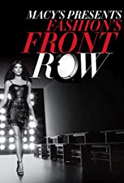 Macy's Presents Fashion's Front Row Poster