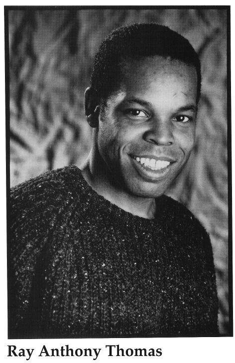 Raymond Anthony Thomas