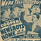 William 'Billy' Benedict, Harris Berger, and Jackie Cooper in Newsboys' Home (1938)