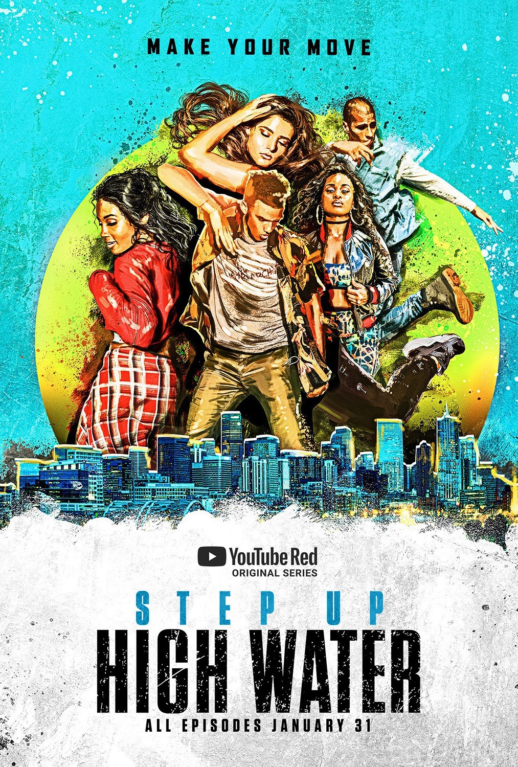 Step Up: High Water (TV Series 2018– ) - IMDb