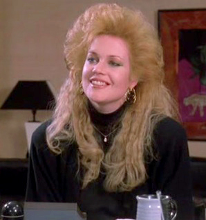 Melanie Griffith in Working Girl 1988