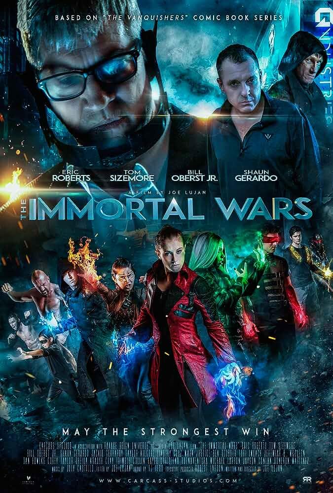Download The Immortal Wars (2017) BluRay 480p [323MB] | 720p [940MB] | Dual Audio {Hindi English}