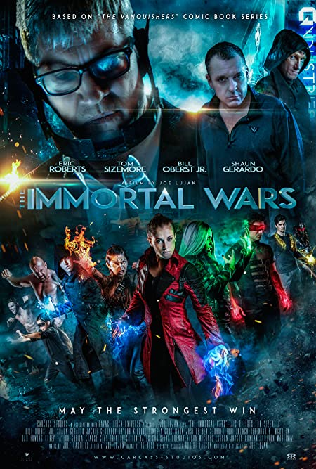 The Immortal Wars (2017) Dual Audio Blu-Ray - 480P | 720P - x264 - 250MB | 800MB - Download & Watch Online  Movie Poster - mlsbd