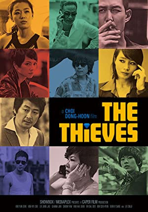 Download The Thieves (2012) {KOREAN With English Subtitles} BluRay 480p [500MB]    720p [1.1GB]    1080p [2.6GB]