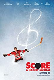 Score: A Hockey Musical Poster