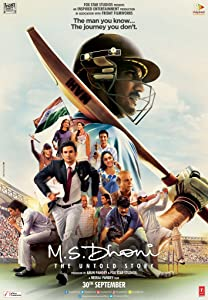 Best movie to watch in 3d M.S. Dhoni: The Untold Story by Raja Menon [Avi]