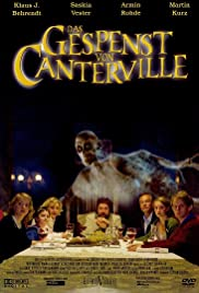 Ghost of Canterville Poster