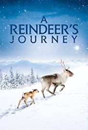A Reindeer's Journey Poster