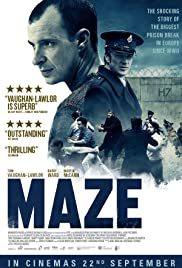 Maze (2017) Poster - Movie Forum, Cast, Reviews