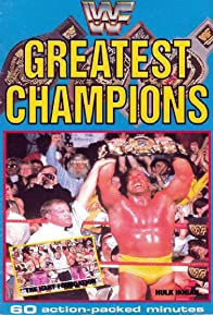 Primary photo for Wrestling's Greatest Champions