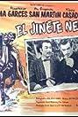 El jinete negro (1961) Poster