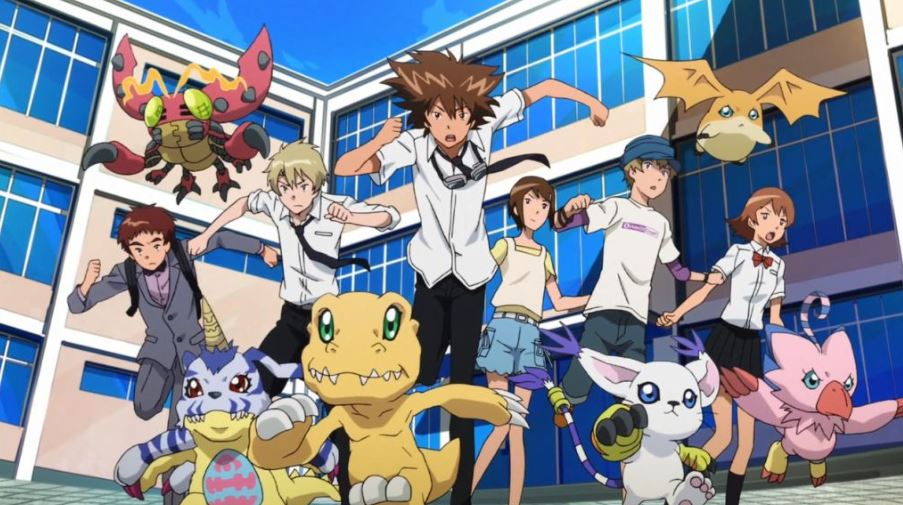 DIGIMON ADVENTURE TRI: THE COMPLETE MOVIE COLLECTION Is Available For Pre-Order Now
