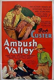 Bob Custer, John Elliott, Jack Evans, and Eddie Phillips in Ambush Valley (1936)