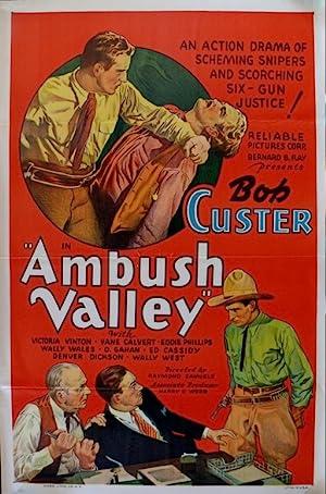 Where to stream Ambush Valley