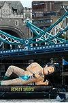 Borat Sails Past U.K. Houses of Parliament in Mankini, But Londoners Remain Unimpressed