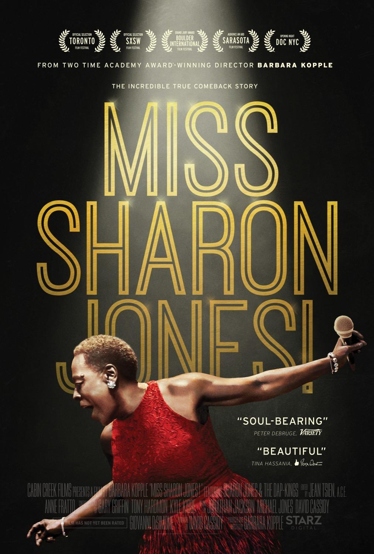 Sharon Jones in Miss Sharon Jones! (2015)