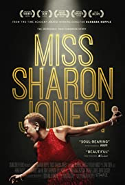 Miss Sharon Jones! Poster