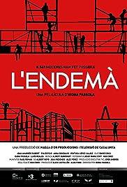 L'endemà Poster