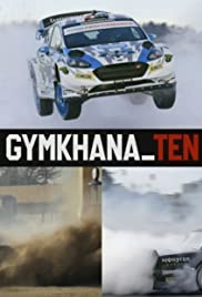 Gymkhana Ten: Ultimate Tire Slaying Tour Poster