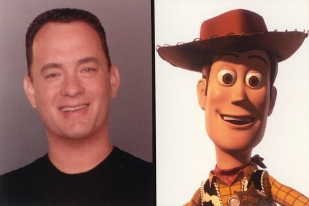 Tom Hanks in Toy Story 2 1999