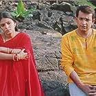 Prasad Oak and Deepa Parab in Shan (2006)