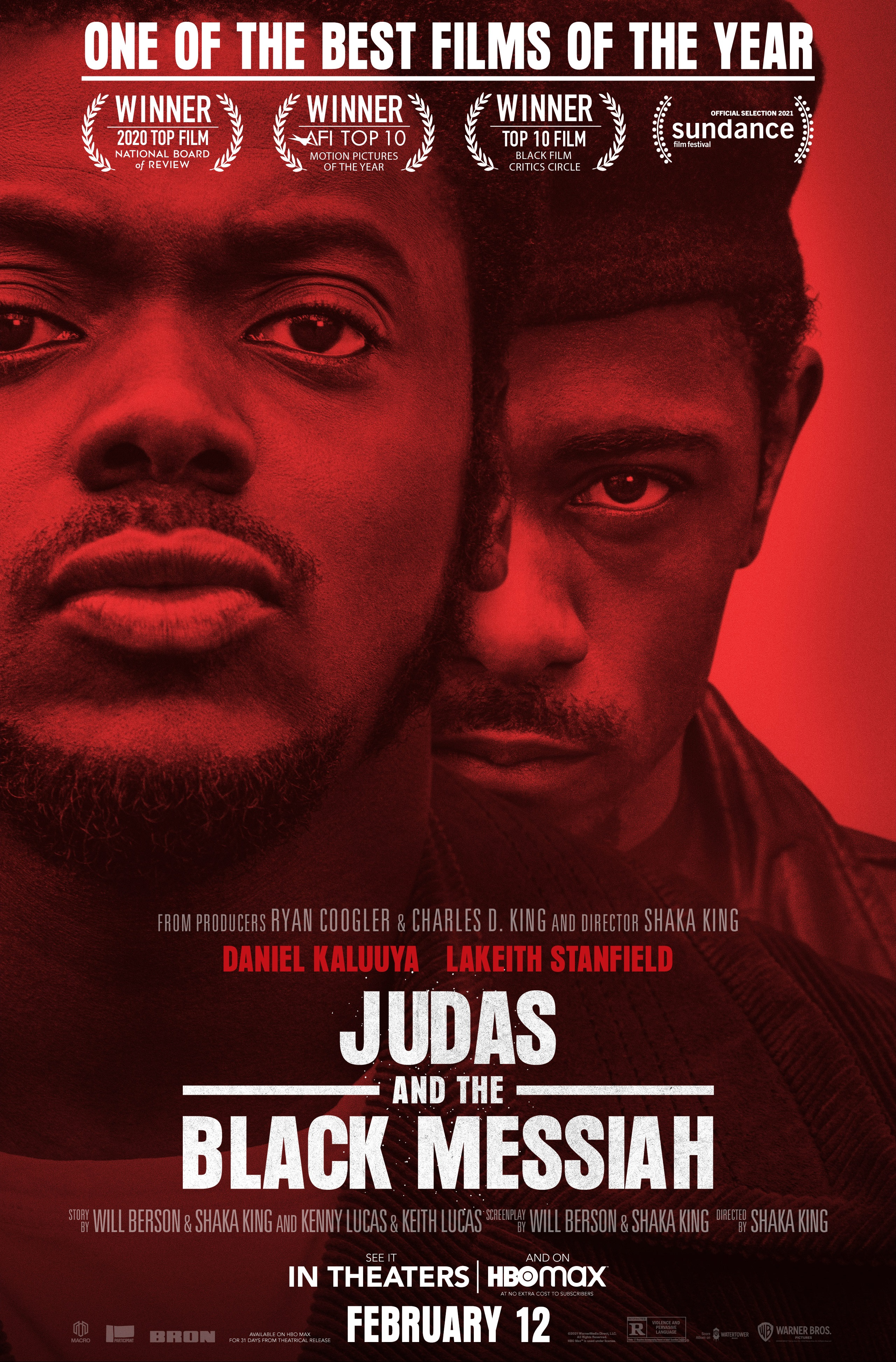 Image result for judas and the black messiah movie poster