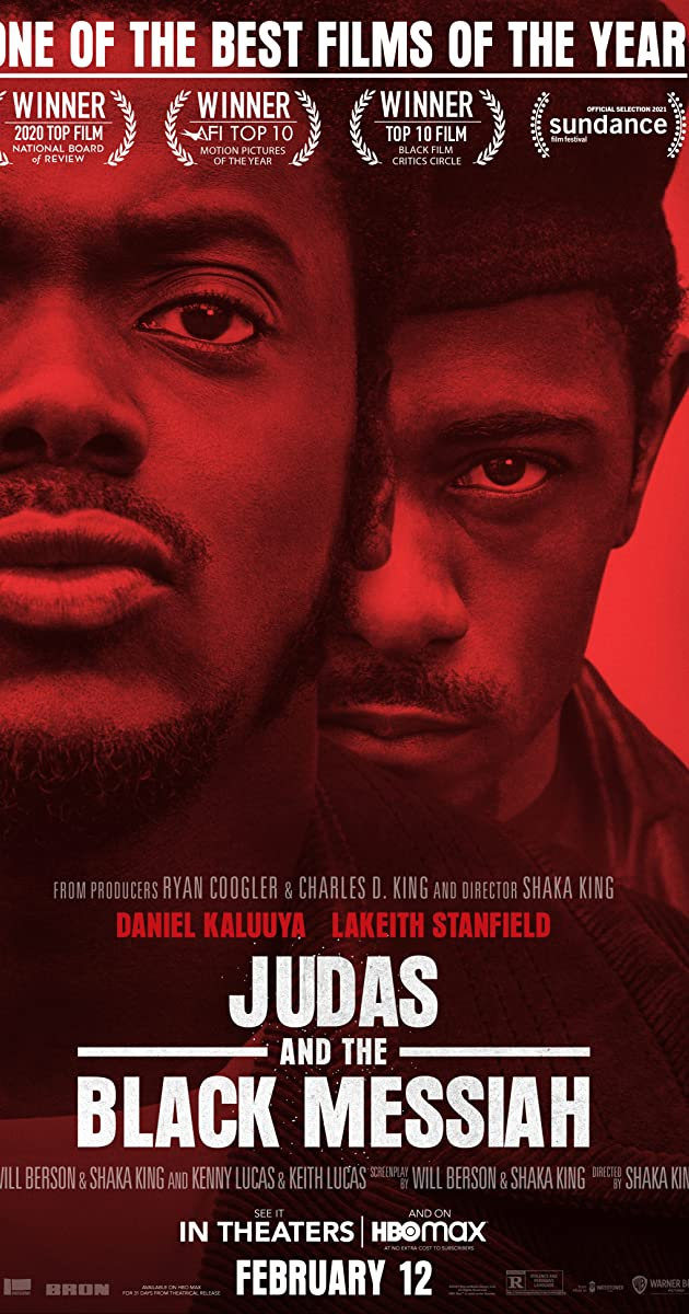 Free Download Judas and the Black Messiah Full Movie