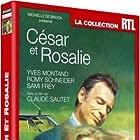 Romy Schneider and Yves Montand in César et Rosalie (1972)