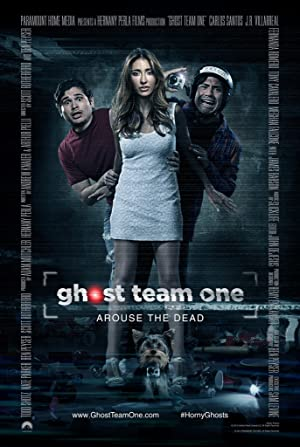 Where to stream Ghost Team One