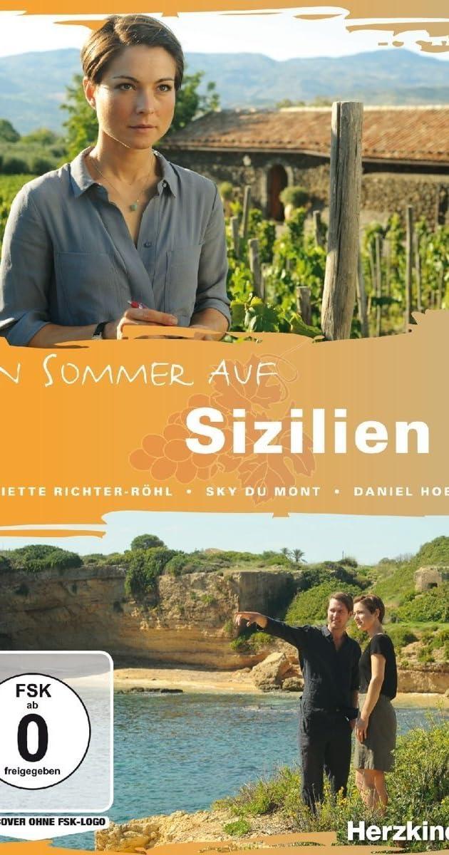 Ein Sommer Auf Sizilien Tv Movie 2016 Imdb