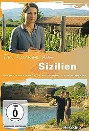 Ein Sommer auf Sizilien Poster