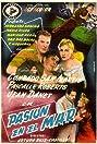 Pasión en el mar (1956) Poster