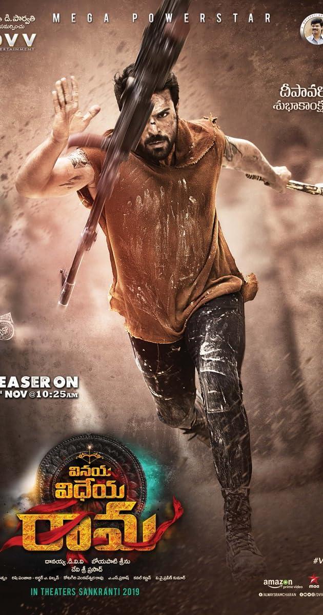 Vinaya Vidheya Rama (2019) - Full Cast & Crew - IMDb
