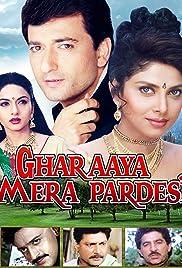 Ghar Aaya Mera Pardesi Poster
