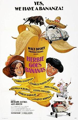Herbie Goes Bananas Poster Image