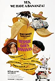 Herbie Goes Bananas Poster
