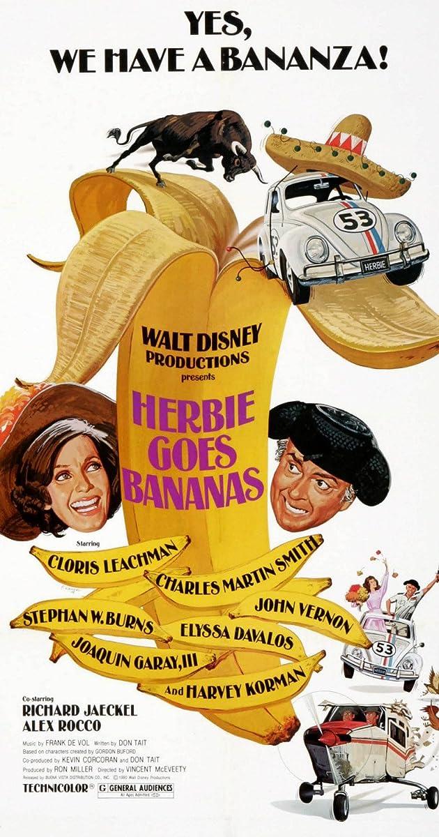 Subtitle of Herbie Goes Bananas