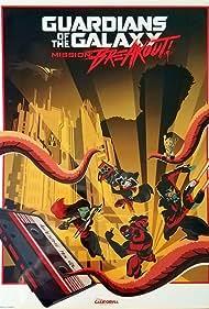 Disneyland Resort: Guardians of the Galaxy - Mission Breakout! (2017)
