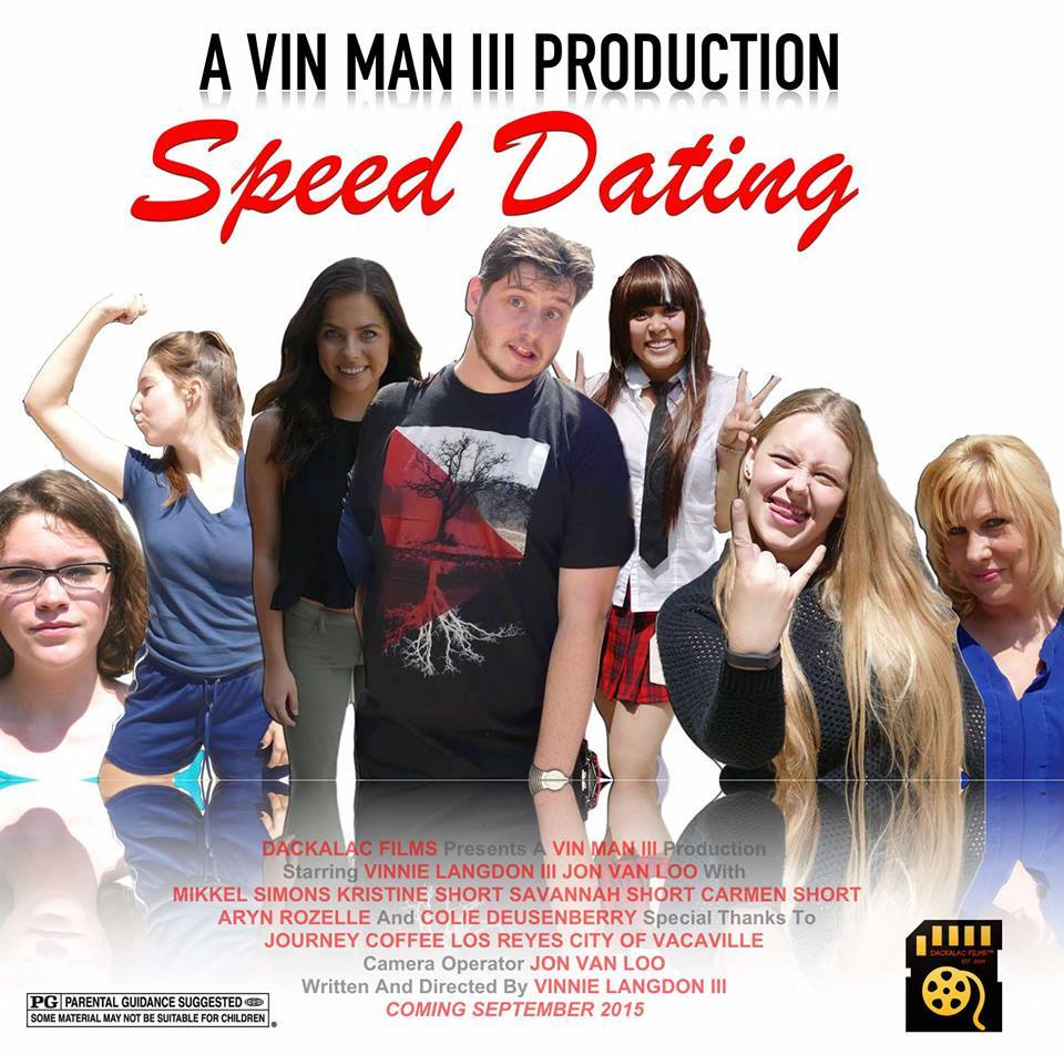 Speed dating movie poster