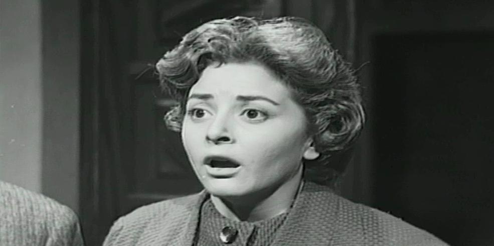 Gely Mavropoulou in Eglima sto Kolonaki (1959)