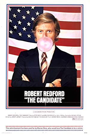 The Candidate Poster Image