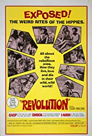 Revolution (1968) Poster - Movie Forum, Cast, Reviews