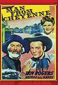 Primary photo for Man from Cheyenne
