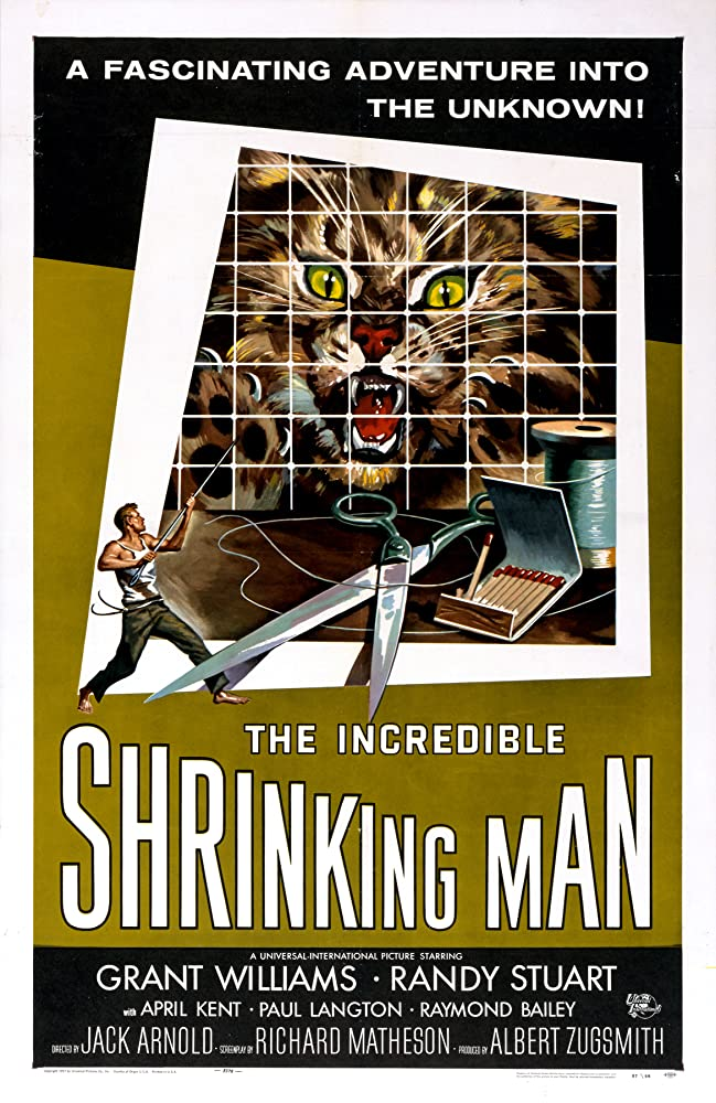Grant Williams in The Incredible Shrinking Man (1957)