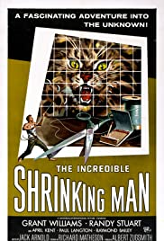 The Incredible Shrinking Man (1957) starring Grant Williams on DVD on DVD