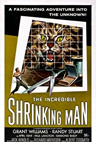Primary photo for The Incredible Shrinking Man