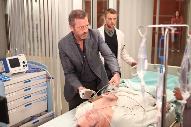 Doctor House 8×09 – Media naranja